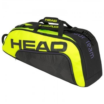 Head Tour Team Extreme Combi 6R Black / Neon Yellow